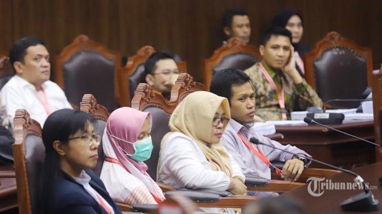 BPN Gagal Buktikan Kecurangan TSM dalam Pilpres 2019