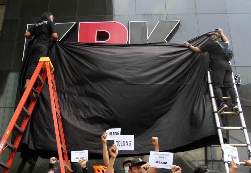 RUU KPK, Jebakan Batman buat Jokowi