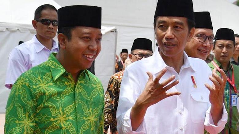 Dekat Jokowi pun Romy Belum Tentu Aman