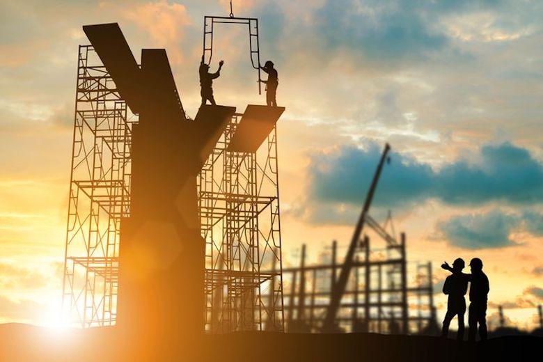 Mendukung Komitmen Pemerintah Lanjutkan Pembangunan Infrastruktur