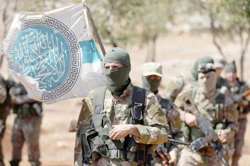 Habis ISIS Terbitlah HTS di Suriah