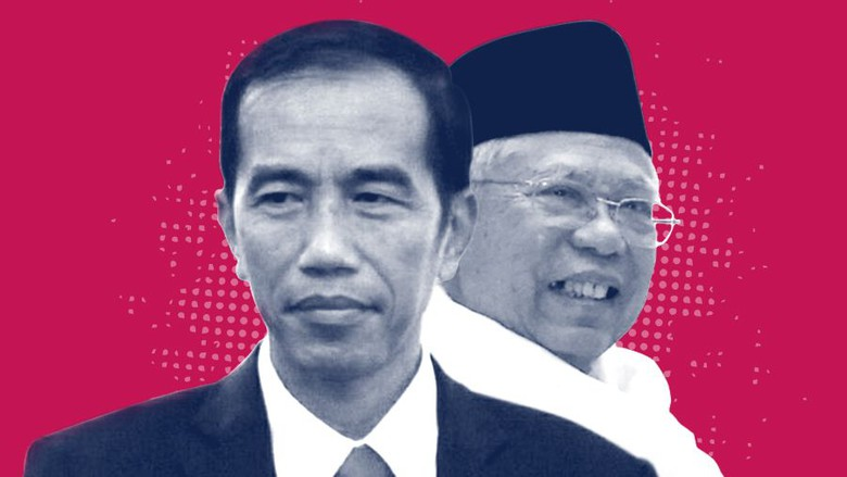 Jokowi-Amin Didongkrak Isu Kembalinya Orde Baru