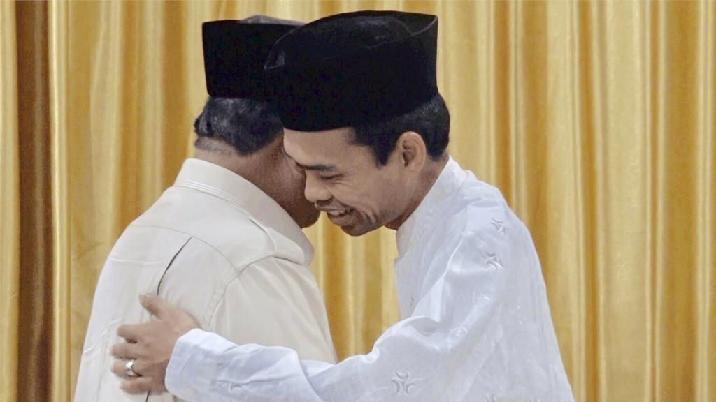 Makna Tersirat Doa Ustadz Abdul Somad