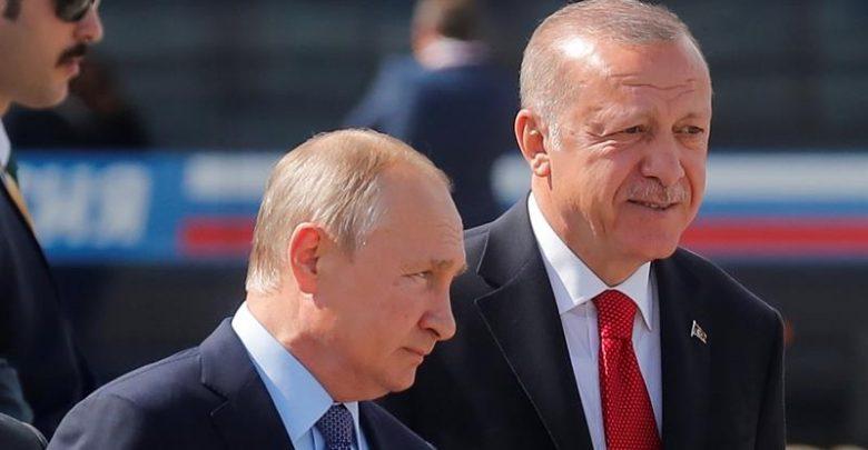 Konflik dengan Suriah, Erdogan Mulai Ancam Putin?