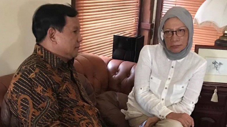 Kenapa Jokowi Sebut Ratna Sarumpaet  Saat Debat Capres?
