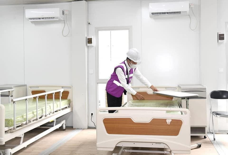 Inilah Rumah Sakit Penyakit Menular di Pulau Galang
