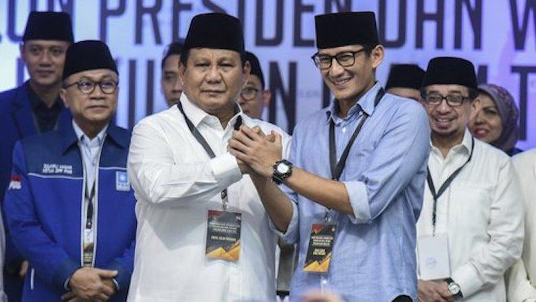 Prabowo-Sandi Menang atau Pemilu Ulang?