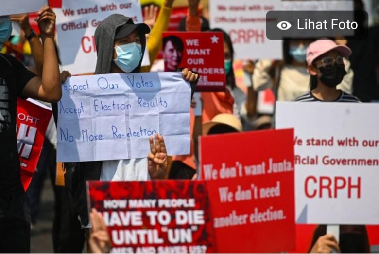 Aliansi Teh Tarik untuk Myanmar, Kekuatan Tagar #