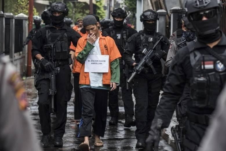 Dukung Pemerintah Memberantas Teroris