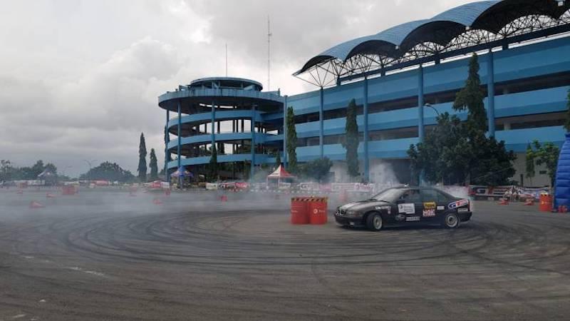 Total Oil Indonesia Gandeng Komunitas Drifting Yogyakarta