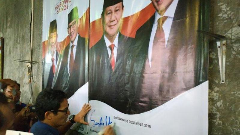 Skenario Kubu 02 di Kandang Banteng, Kota Kelahiran Jokowi