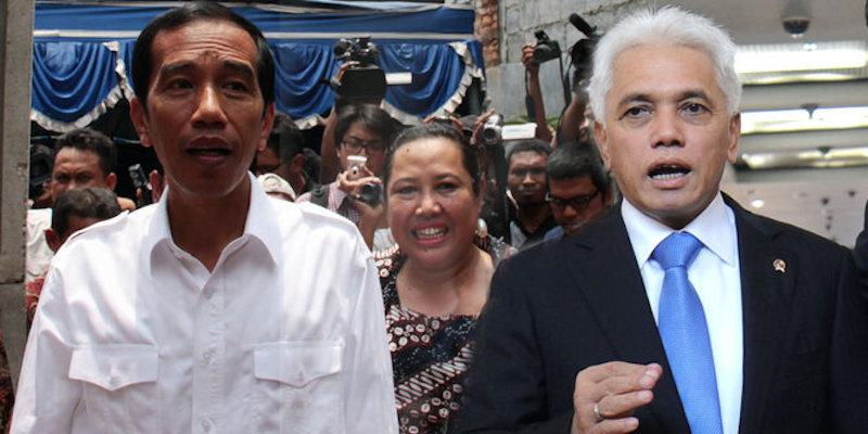 Amien Rais Pernah Bilang, Jokowi-Hatta Rajasa Seperti Sukarno-Hatta