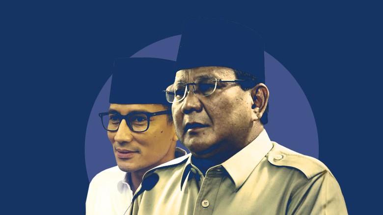 Menelaah Permintaan Maaf Prabowo-Sandi yang Terus Berulang