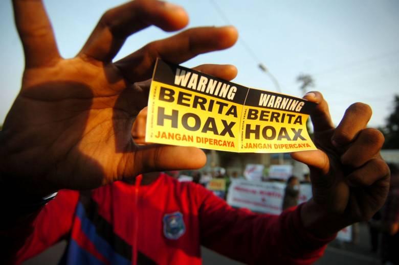 Menghukum Pelaku Hoax Pandemi Demi Suksesnya Penanganan Covid-19