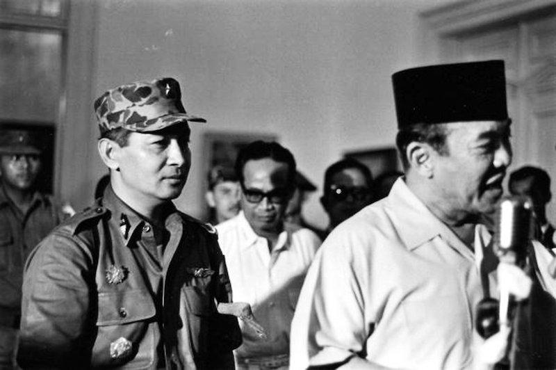 Harta Karun Sukarno atau Soeharto?