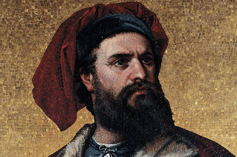 Mereka Memang Meminta Fiksi, Kisah Marco Polo
