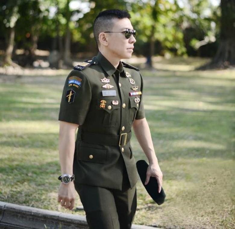Dokter Sekaligus Perwira TNI Ini Bertampang Aktor, tapi Tak Merasa Hebat Diri
