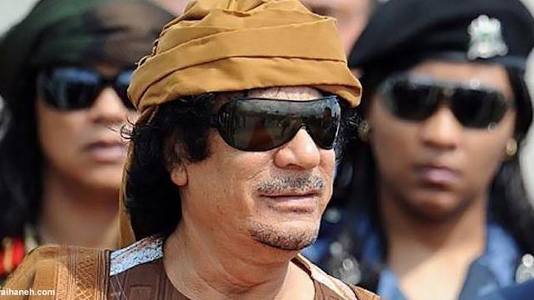 Muammar Khaddafi [4] Demonstran Diberondong Peluru Tajam dari Atas Pesawat