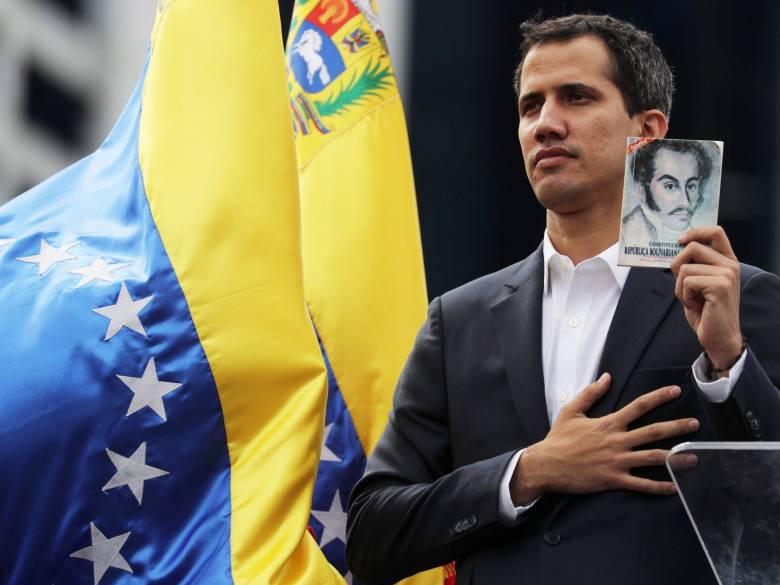 Presiden Nicolas Maduro Dikudeta Amerika Serikat