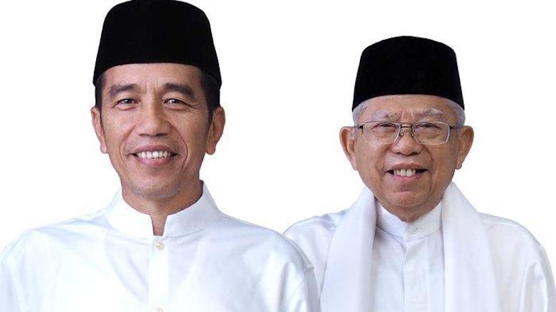 Rakyat Dukung Pemerintahan Jokowi-Ma'ruf