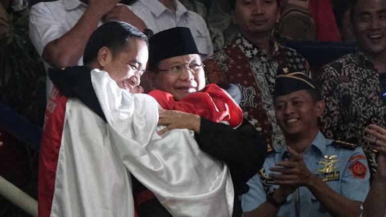 Derita Jokowi Juga di Derita Prabowo