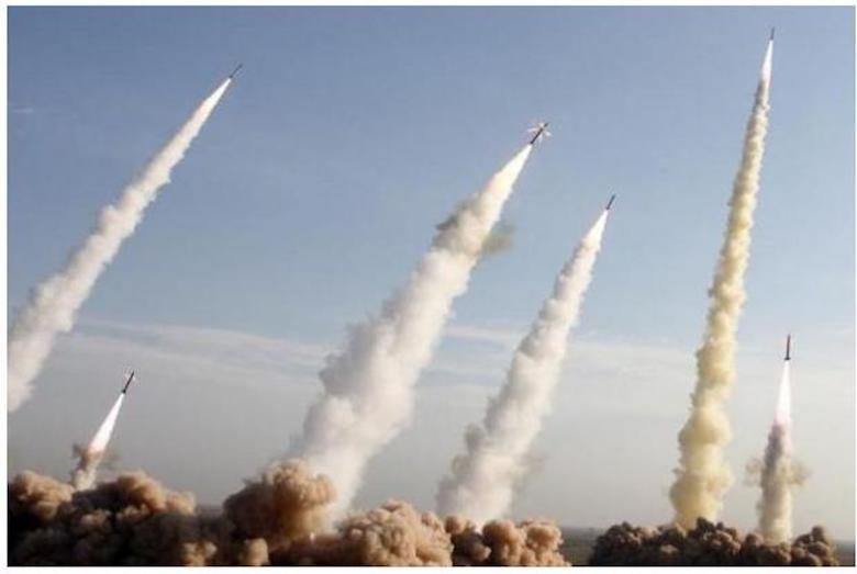 Akhirnya Iran Lakukan Serangan Balasan ke Pangkalan Militer AS di Irak