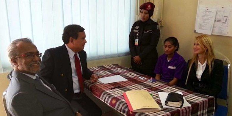 Pembebasan TKI di Malaysia oleh Prabowo, Hoax yang Kesekian Kali