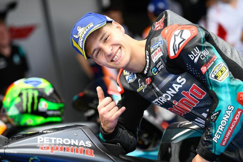 Fabio Quartararo: Sang Bintang Baru MotoGP