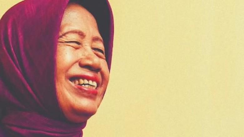 "Ibunda Wafat, Presiden Jokowi Praktikkan ""Social Distancing"""