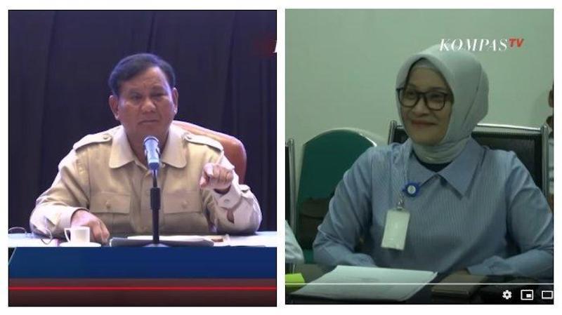 Prabowo-Sandiaga Uno Bohong Lagi, Sampai Bosan Dengarnya