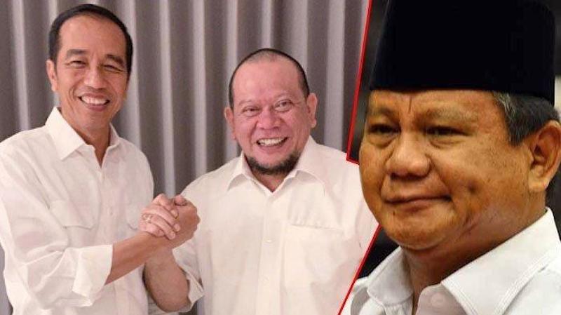 """Fitnah Jokowi PKI Pakai """"Obor Rakyat"""", La Nyalla Minta Maaf dan Tobat"""