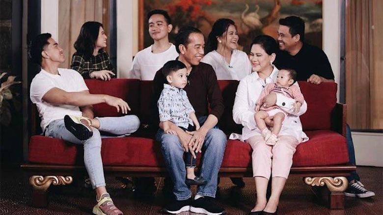 Kenapa Sewot Melihat Keharmonisan Keluarga Jokowi?