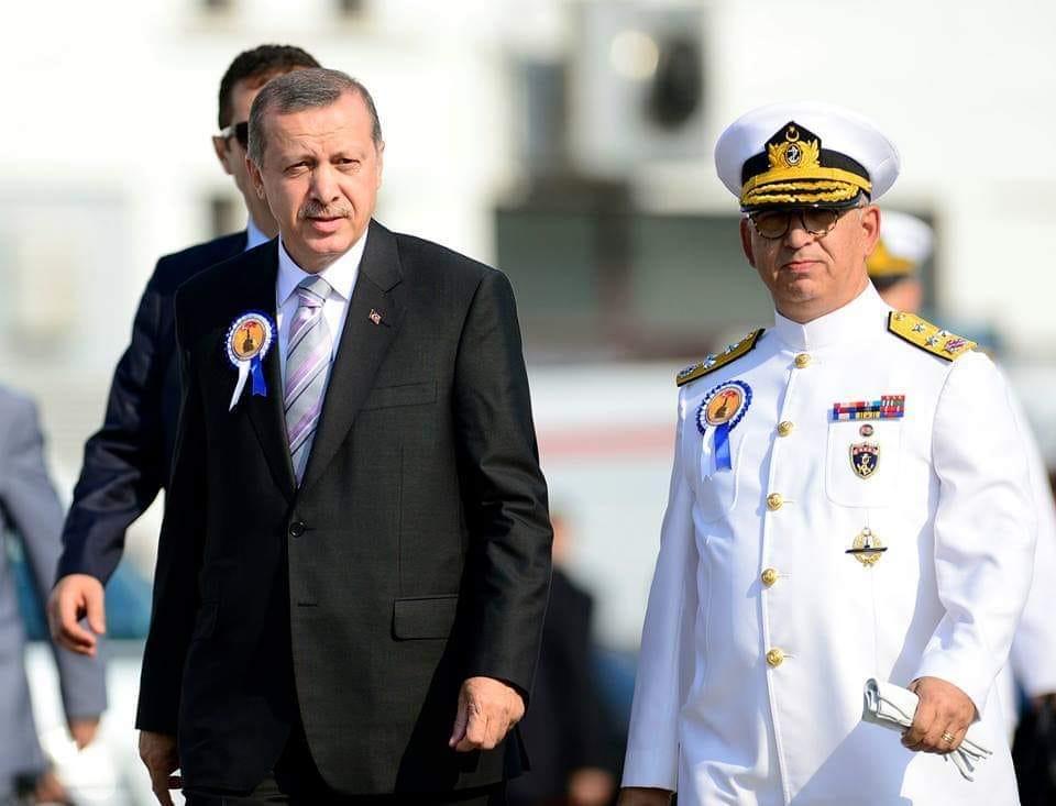 Suriah, Harga diri Erdogan
