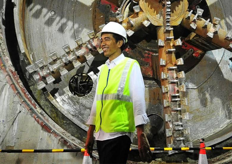 Infrastruktur Bukan Dimakan, tetapi demi Kedaulatan Pangan, Mikir