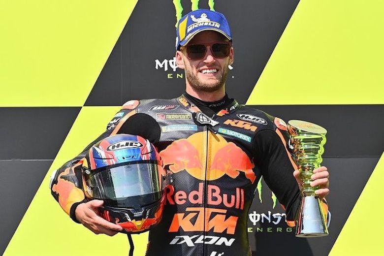 Jasa Pedrosa untuk KTM