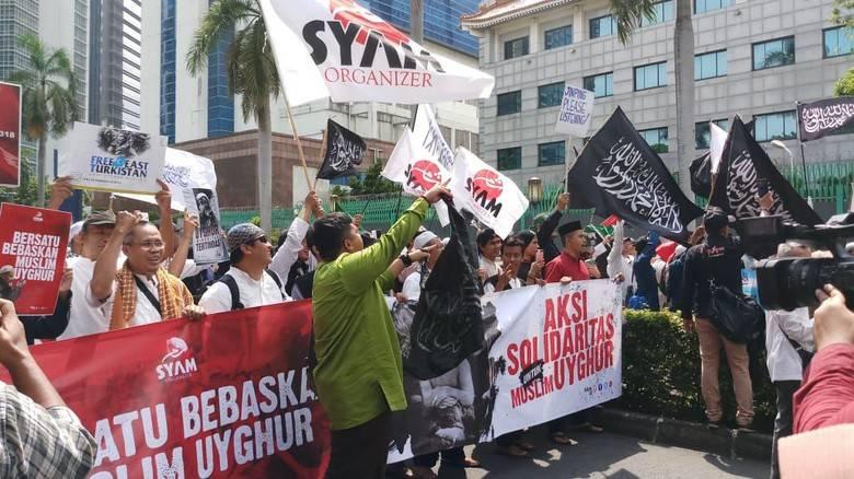Save Uighur Kumpulkan Sumbangan, Salah Jokowi Lagi!