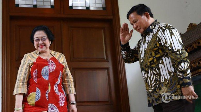 "Megawati Pernah Membantu Prabowo yang ""Stateless"""
