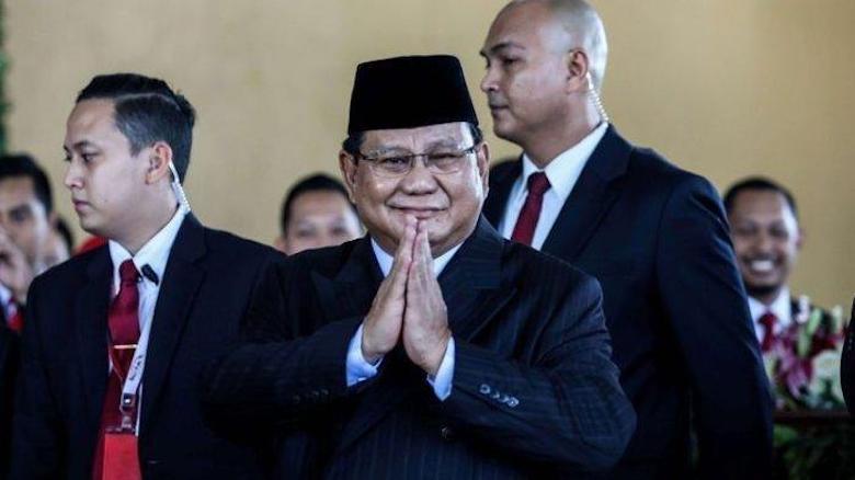 Menteri Pertahanan Prabowo Subianto dan Rencana Besar untuk 2024