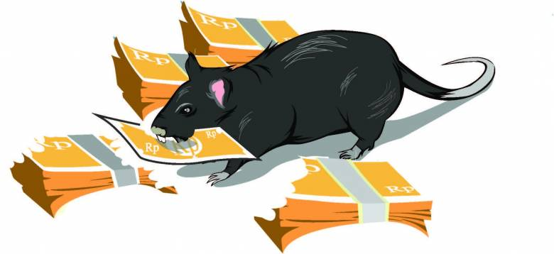 Virus Tikus Tak Kalah Bahaya Bagi Bangsa Ini