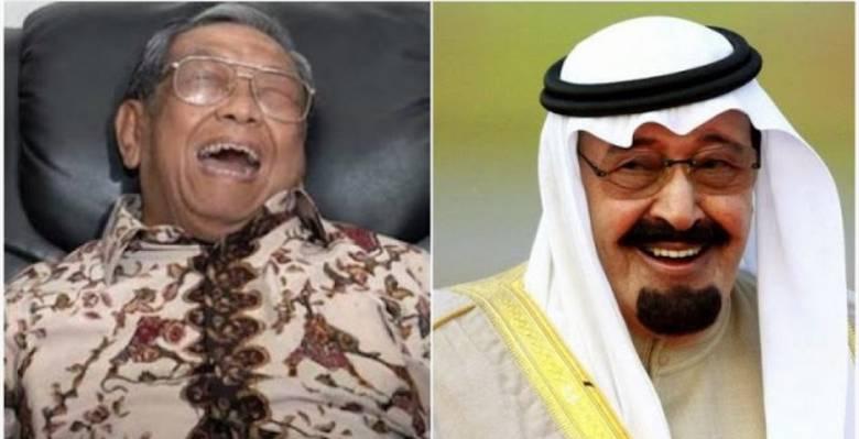 Humor Gus Dur untuk Raja Fahd