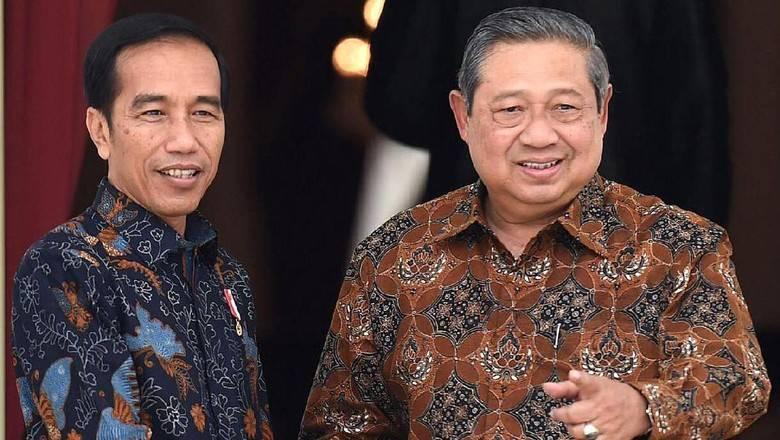 Perbedaan dan Persamaan Transisi Periode Ke-2 antara SBY dan Jokowi