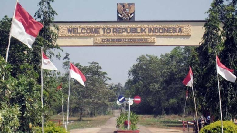 Ekonomi Justru Makin Bergairah di Wilayah Perbatasan Papua