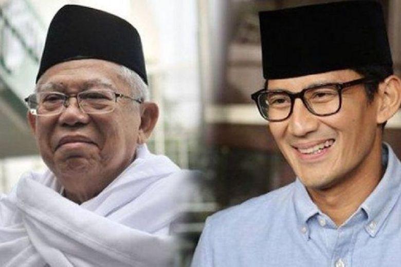 "Strategi ""Sandbagging"" Kyai Ma'ruf Amin"