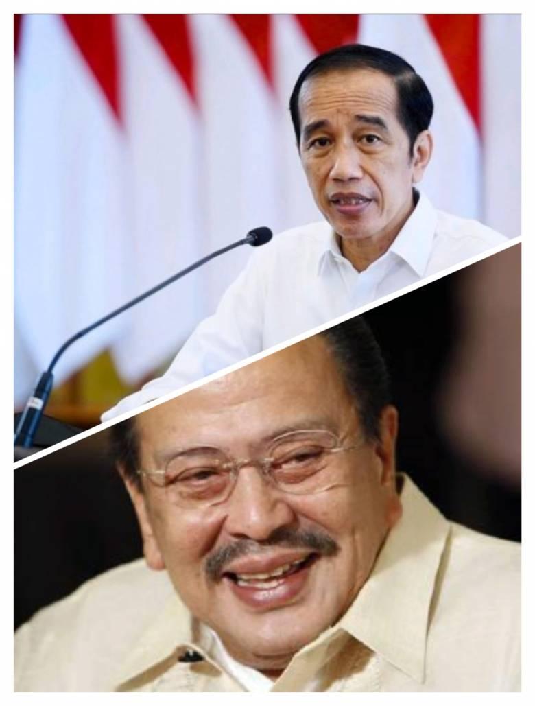 Antara Estrada dan Jokowi