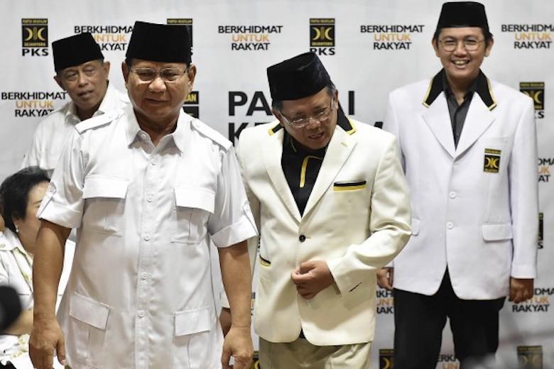 Setelah Prabowo Merapat ke Pemerintah, PKS Ditinggal Sendirian