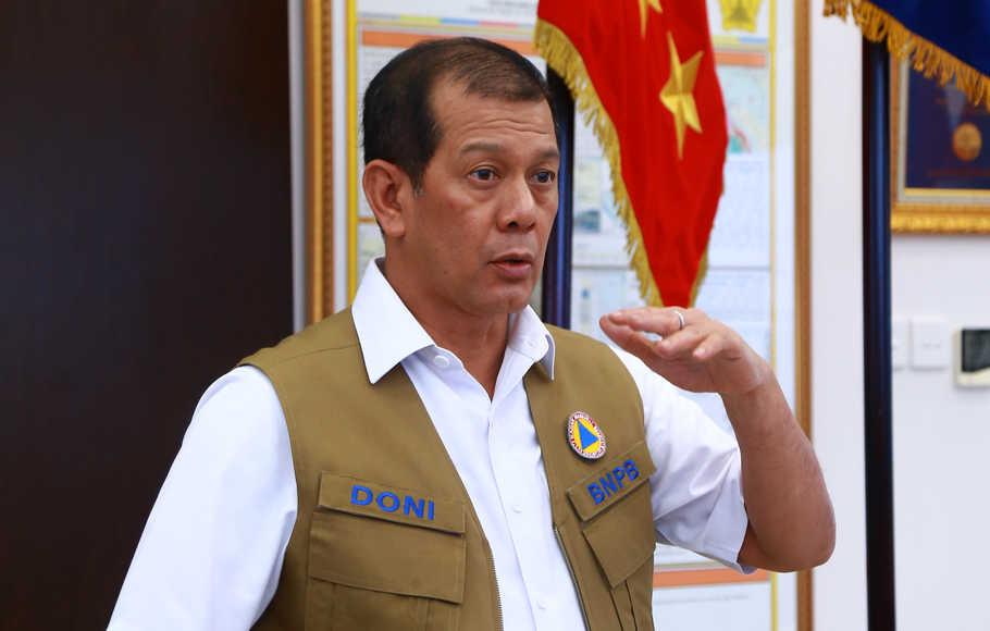Doni Monardo dan TNI/Polri Harus Tegas terhadap Pelanggar PSBB