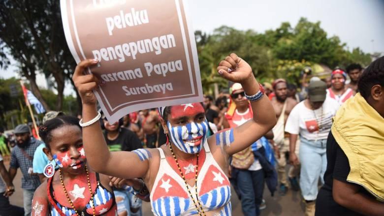 Papua Bagian Integral Indonesia