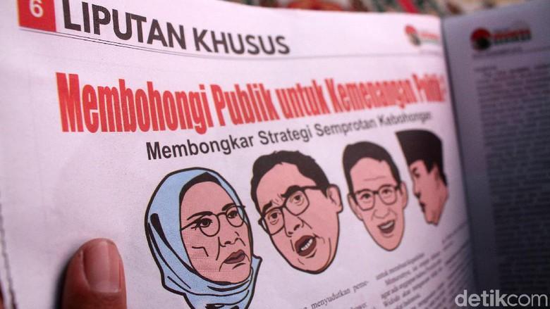 Operasi False Flag Tabloid Indonesia Barokah dan Tuduhan Konyol Kubu Prabowo