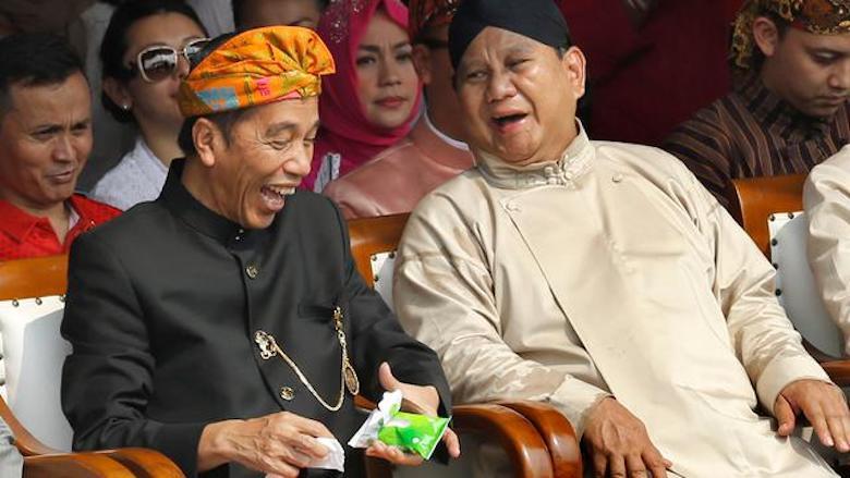 Cara Efektif Prabowo Menaklukkan Jokowi