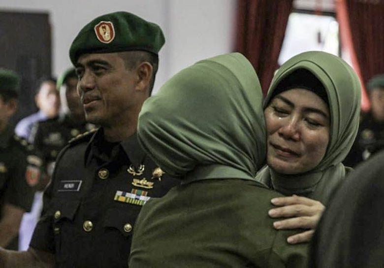 Bu Irma Istri Sang Tentara [1] Jatuhkan Hukum yang Bukan Berdasarkan Emosi